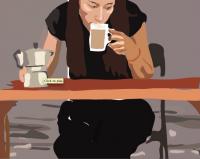 coffee film still