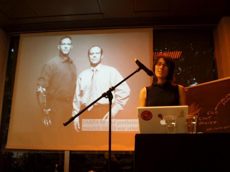 Nadya talks about prosthestics
